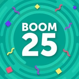 Boom25: Cashback & Giveaways