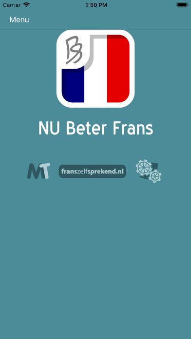 NU Beter Frans screenshot one