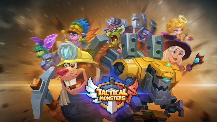 Tactical Monsters Rumble Arena screenshot-6