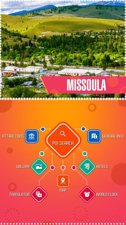 Missoula City Travel Guide