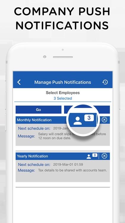 iTimePunch Plus Time Sheet App screenshot-9