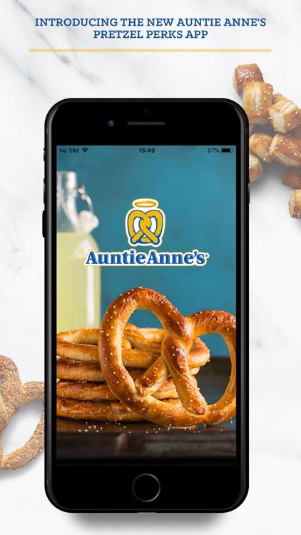 Auntie Anne's Pretzel Perks