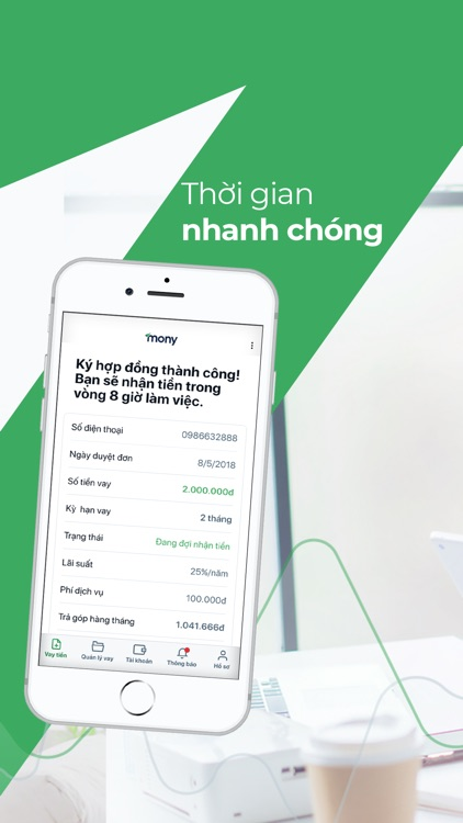 Mony : Vay tiền online screenshot-3