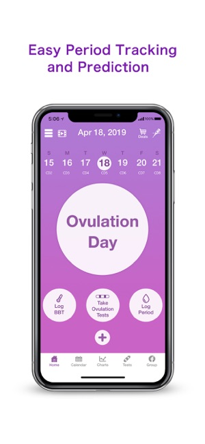 Premom Ovulation Calculator on the App Store