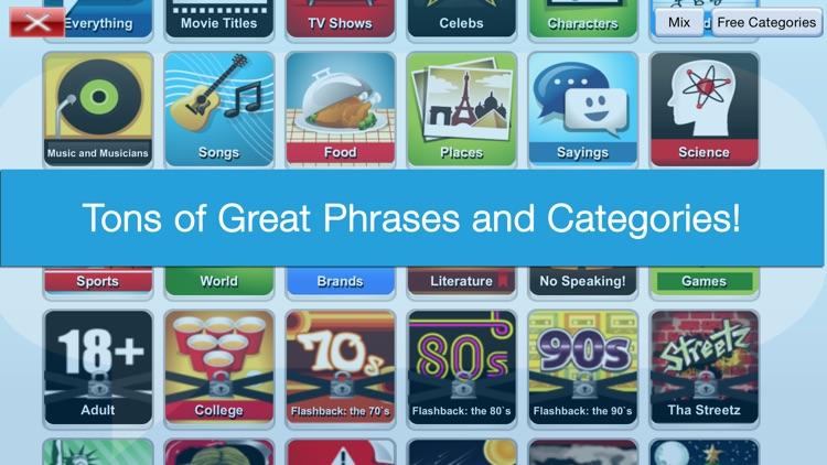 Phrase Party! screenshot-4