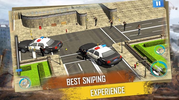 Critical Sniper Shooting Game