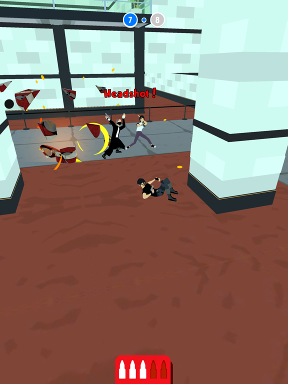 Jump And Shoot! screenshot 6