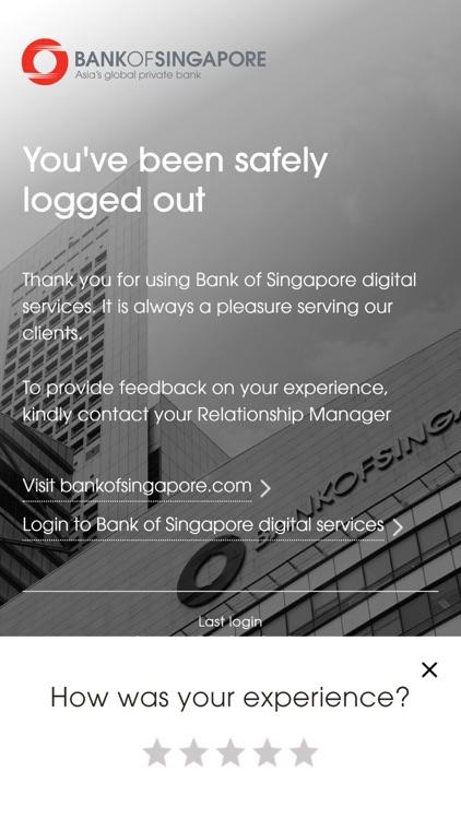 Bank of Singapore (for iPhone) screenshot-4
