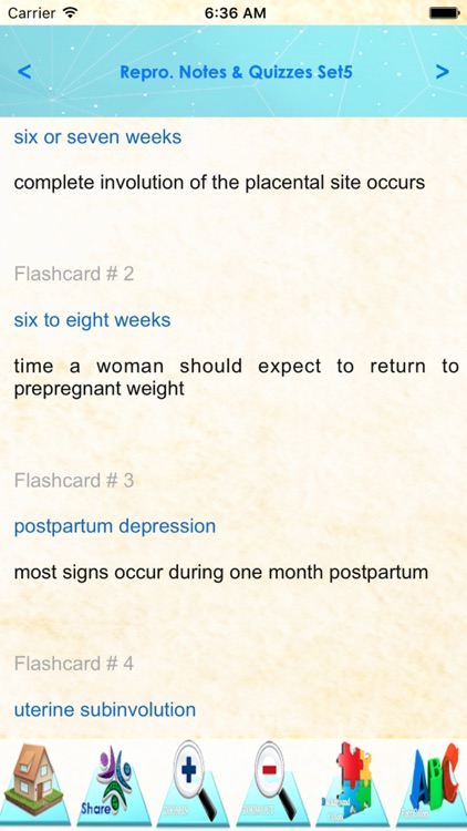 Reproduction and Sexual Health screenshot-4