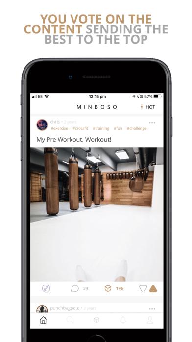 Minboso screenshot two