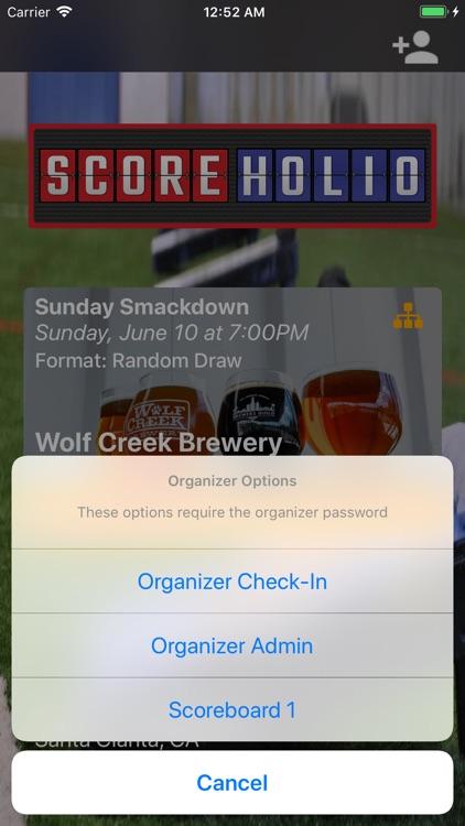 Scoreholio screenshot-8