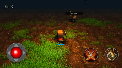 Warriors With Square Heads screenshot #2
