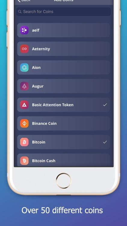 Cold Crypto (Coin Tracker) screenshot-4