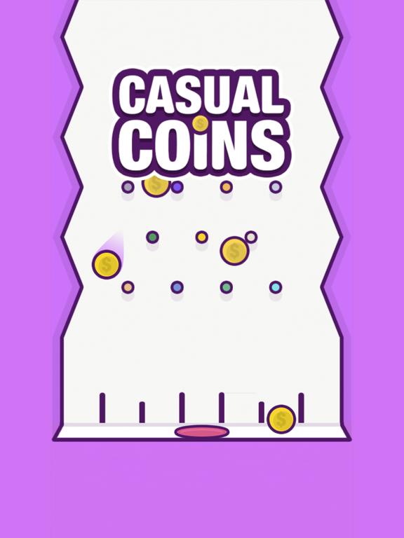Casual Coinsのおすすめ画像1