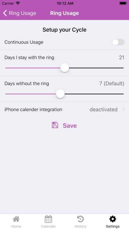 Ring Reminder Alert screenshot-3