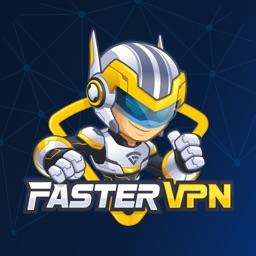 Faster VPN - Safe & Unlimited