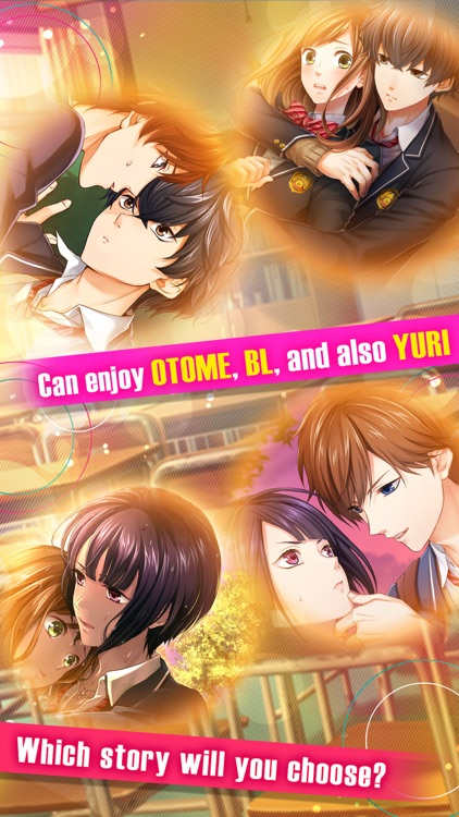 FirstLoveStory:YAOI,YURI,OTOME screenshot-5