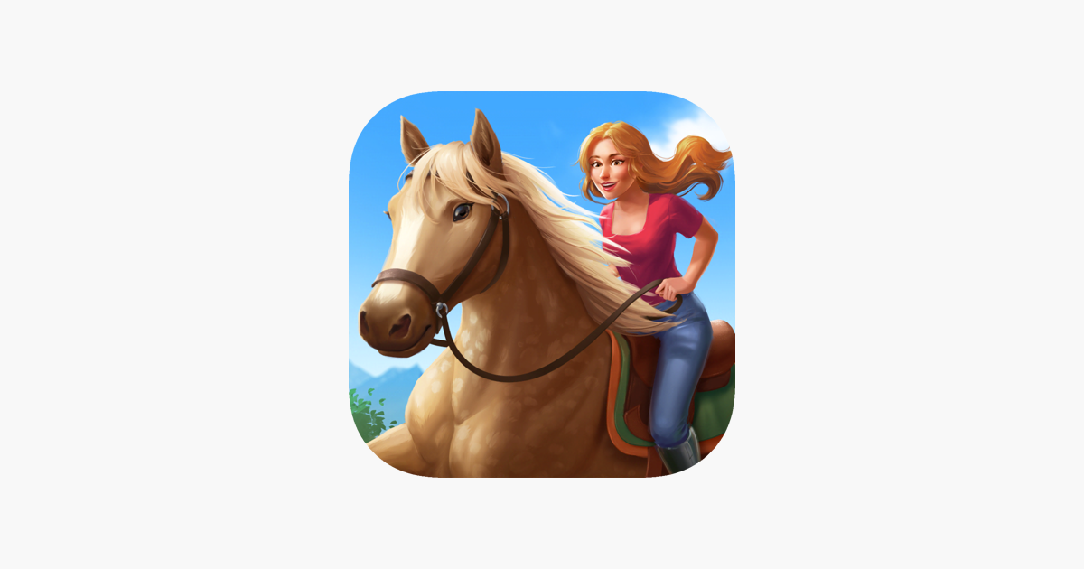 Horse Riding Tales Wild Pony On The App Store