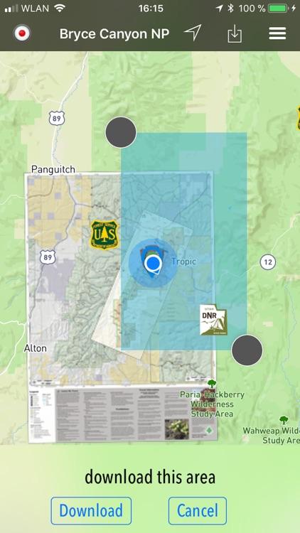 Utah Pocket Maps screenshot-5