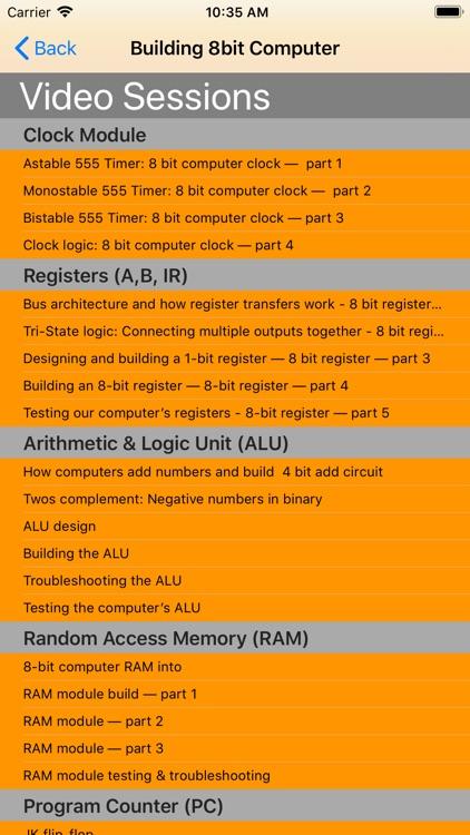 CPU8 screenshot-4