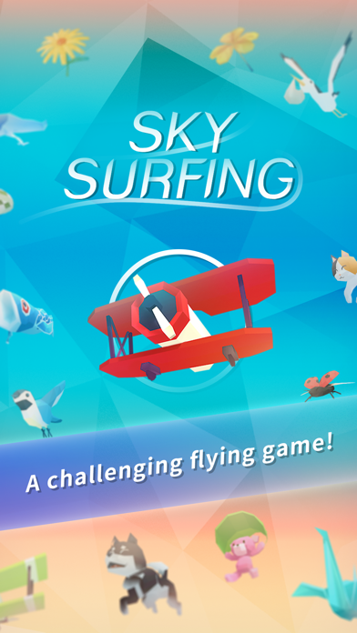 Sky Surfing for windows pc