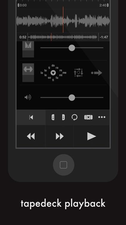 AudioScrub (REMIX Edition) screenshot-4