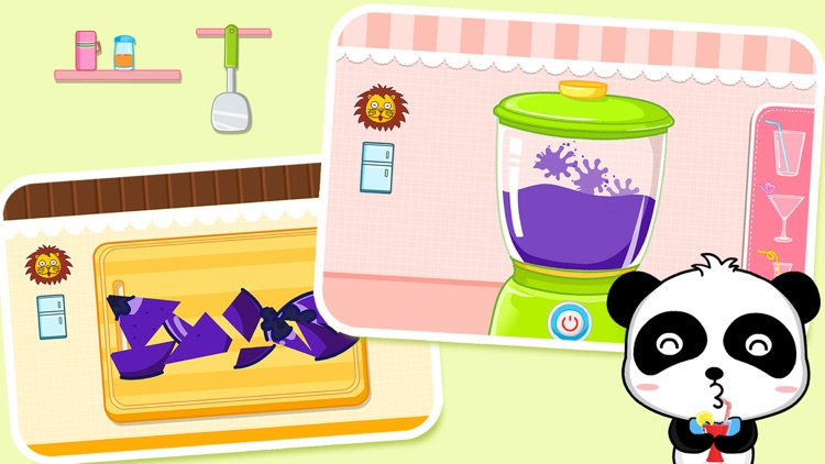 My Panda Chef Kitchen