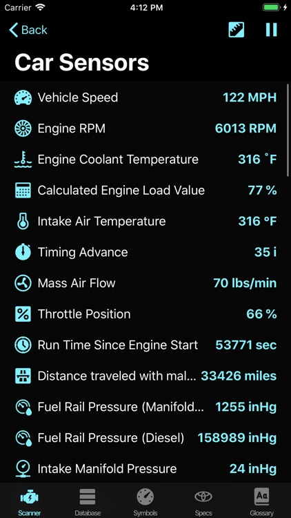 OBD for Toyota screenshot-4