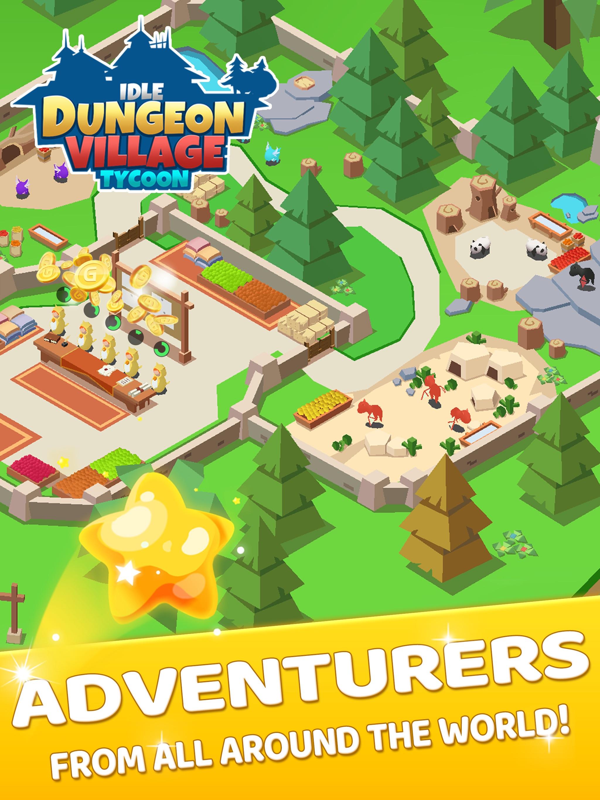 Idle Dungeon Village Tycoon Hack Online (14000 Diamonds ...