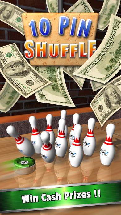 Screen Shot 10 Pin Shuffle Tournaments 0