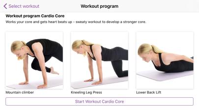 Body weight workoutsのおすすめ画像2