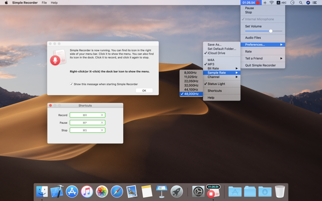 Simple Recorder-Voice Recorder on the Mac App Store