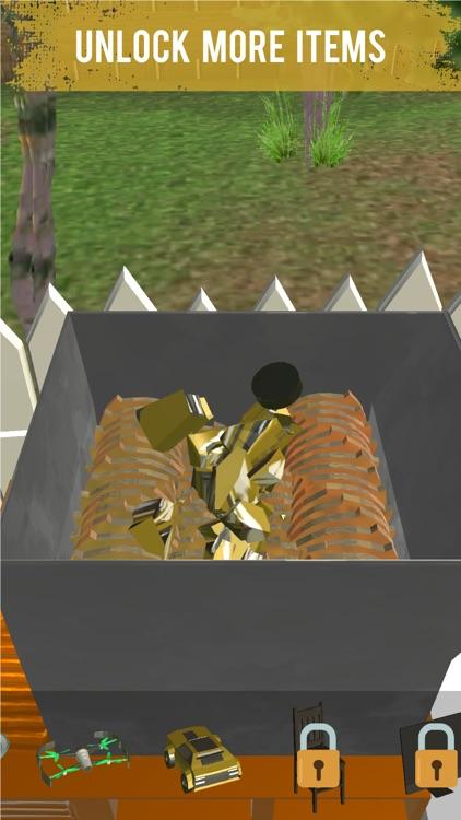 Shredder Simulator Games ASMR screenshot-4