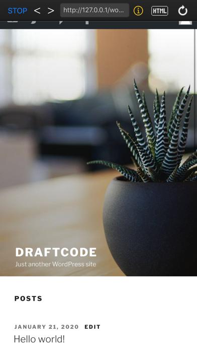 DraftCode Offline PHP IDE Screenshots