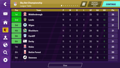 Football Manager 2020 Mobile screenshot #4