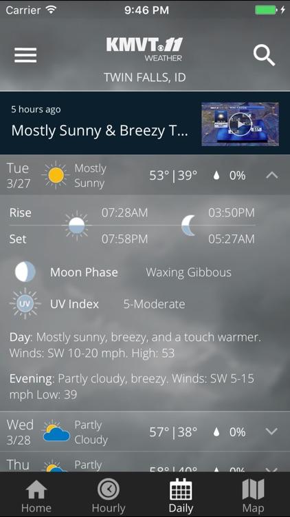 KMVT Weather screenshot-3