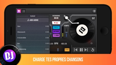 Screenshot #2 pour DJ Mix Maker