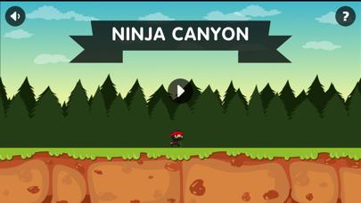 Ninja Canyon screenshot 4