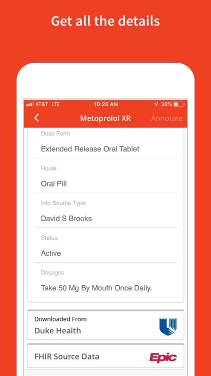 Medlio - Health Records screenshot-3