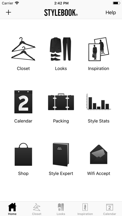 Stylebook Men iphone ekran görüntüleri