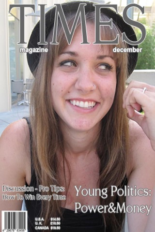 Magazine Cover Photo Frames 2 - náhled