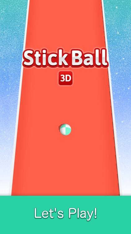 Stick Ball 3D screenshot-4