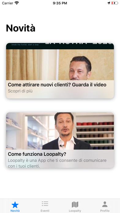 Screenshot of Loopalty Channel1