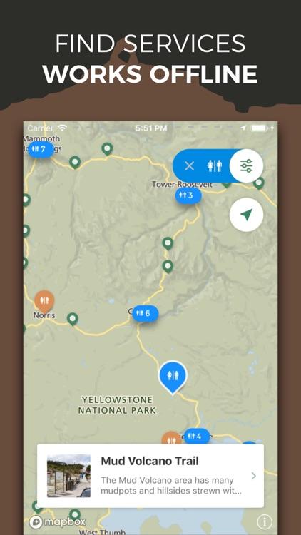 NPS Yellowstone National Park screenshot-6