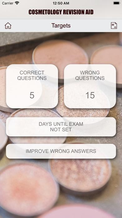 Cosmetology Exam Revision Aid screenshot 6