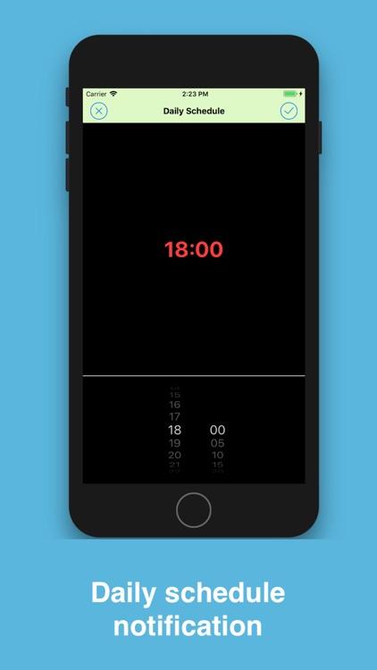 iTabata Timer! screenshot-4