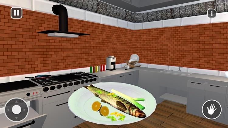 Cooking Food Simulator Game screenshot-3