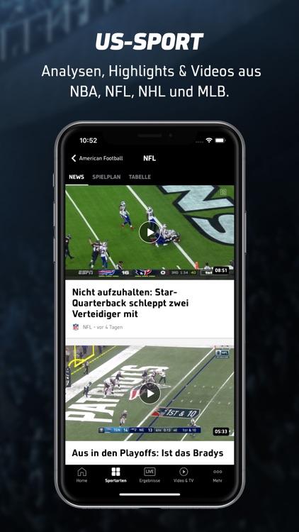 SPORT1: Sport & Fussball News screenshot-7