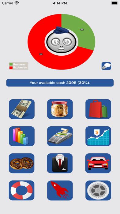 Budget Flow 2-Expenses, Income Screenshots