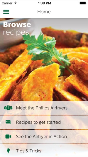 Philips Airfryer on the App Store